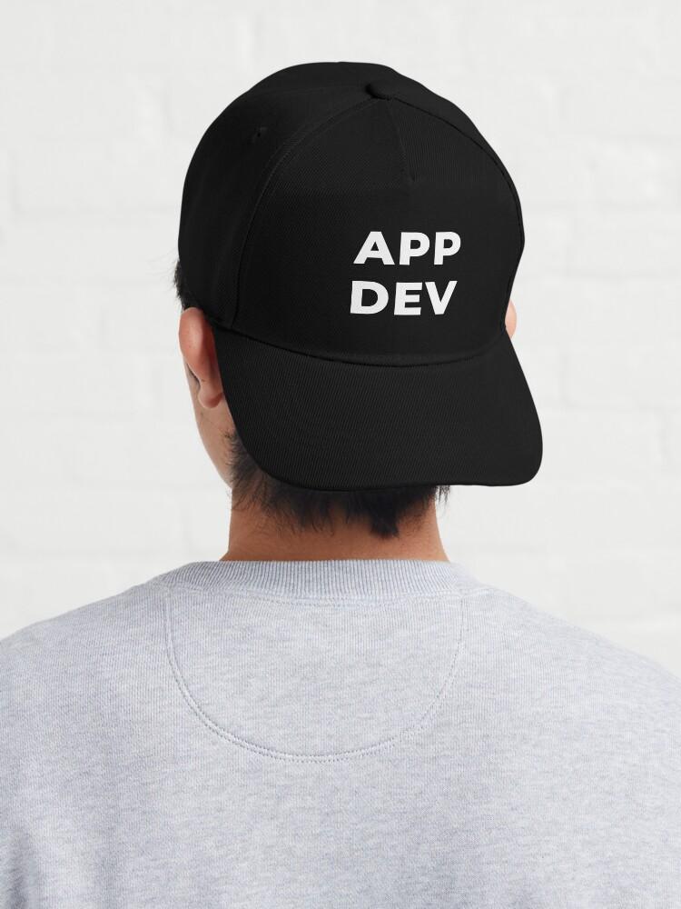 Alternate view of App Dev Cap