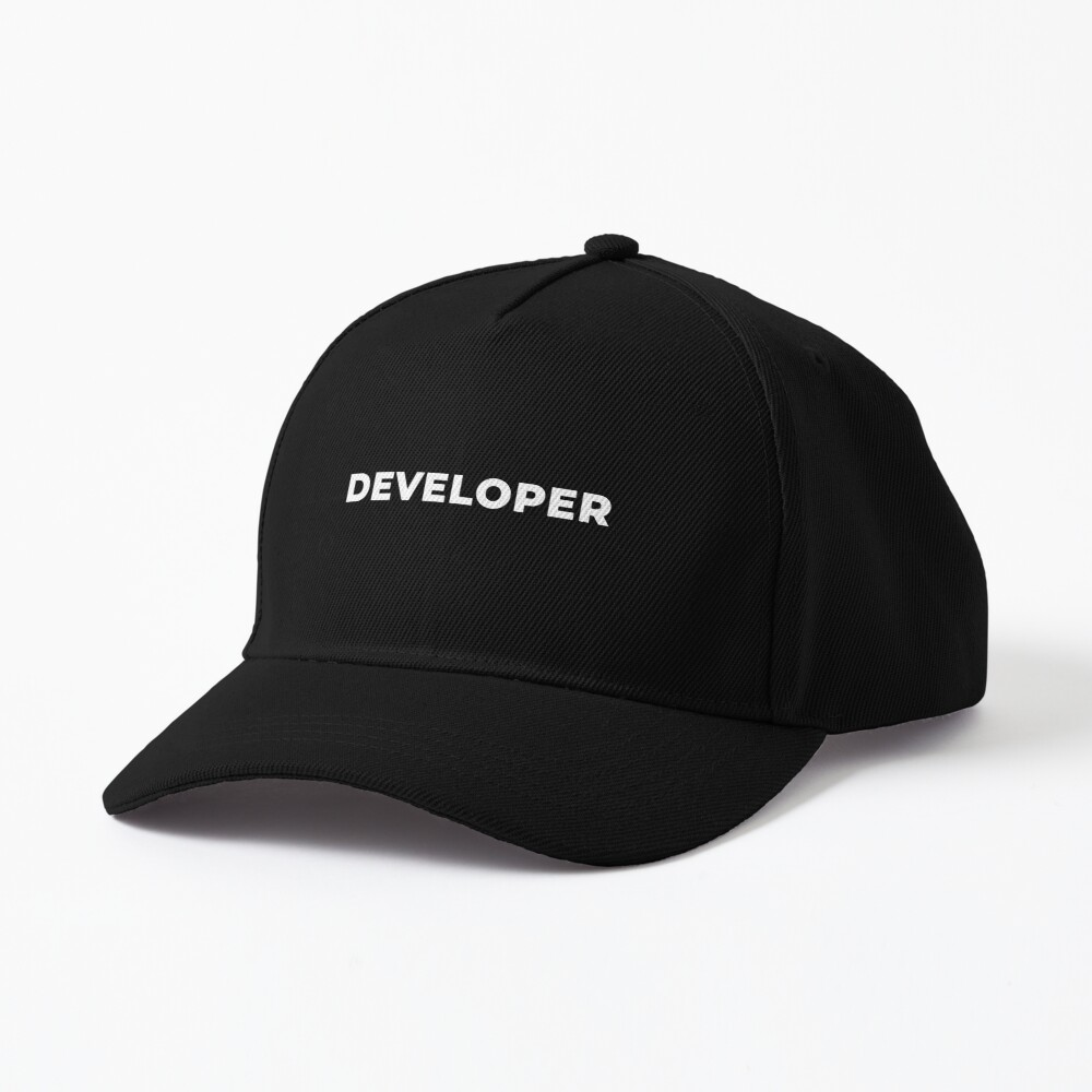 Developer Cap