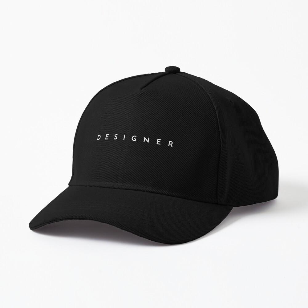 Designer (minimal) Cap