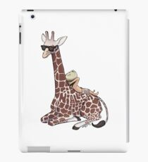 Giraffe Friend iPad Case/Skin