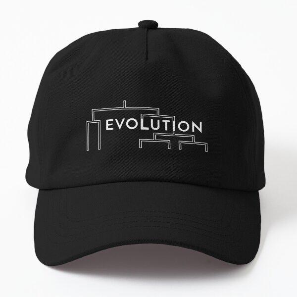Evolution Dad Hat
