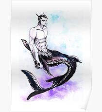 Kirk Fish Poster