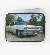 When Cars Were Cars - 1964 Cadillac Laptop Sleeve