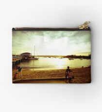 Lazy Autumn Afternoon at Watsons Bay, Sydney Studio Pouch