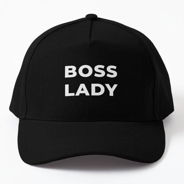 Boss Lady Baseball Cap