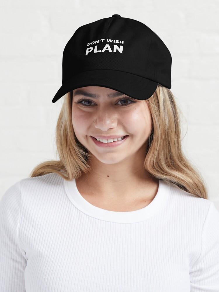 Alternate view of Don't Wish, Plan Cap