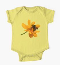 Bumble Bee Busy One Piece - Short Sleeve