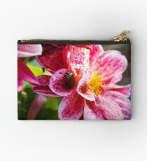 Flowers really do intoxicate me. Studio Pouch