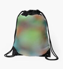 Hazy summer moods Drawstring Bag