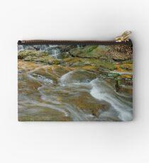 Minnehaha Falls GA waterway Studio Pouch