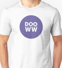 Doo WW Wildwood - Purple Unisex T-Shirt