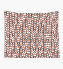 Endless Foxes! Wall Tapestry