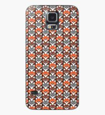 Endless Foxes! Case/Skin for Samsung Galaxy