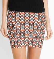 Endless Foxes! Mini Skirt