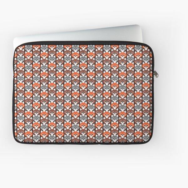 Endless Foxes! Laptop Sleeve