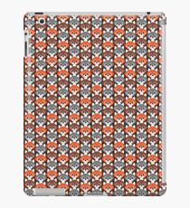 Endless Foxes! iPad Case/Skin