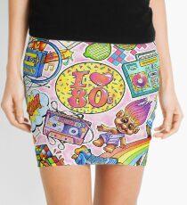 Ich liebe die 80er! 80er Liebe Minirock