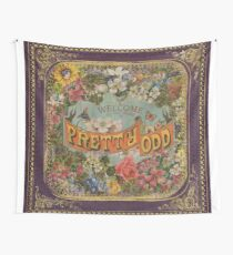 Pretty. Odd. Wall Tapestry