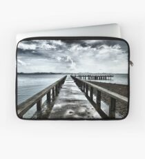 """""""Endless possibilities await you."""" Laptop Sleeve"""