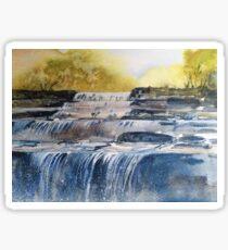Aysgarth Falls Sticker