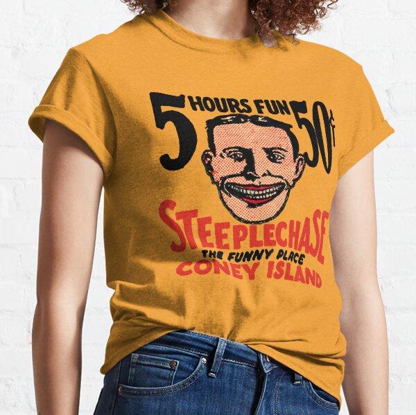 CONEY ISLAND STEEPLECHASE - ADVERT Classic T-Shirt
