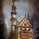 Castle Neuschwanstein by andy551