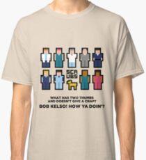 ScrubsCube Kelso Classic T-Shirt