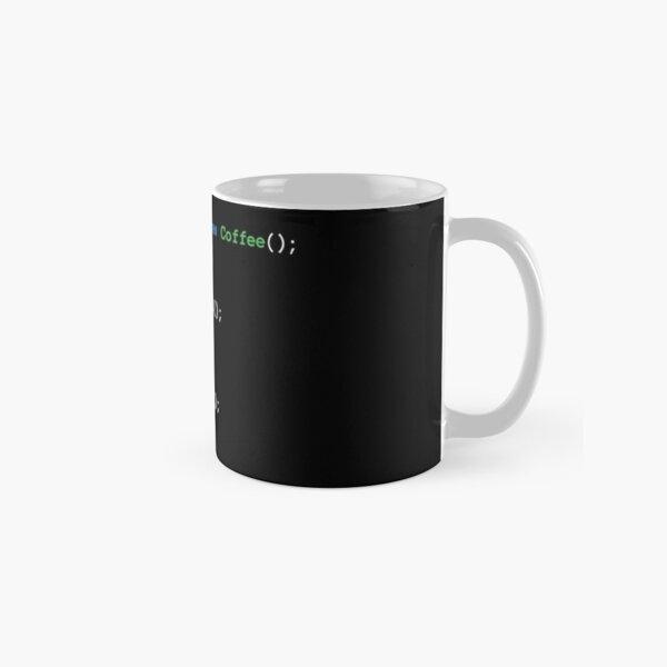 Coffee code Classic Mug