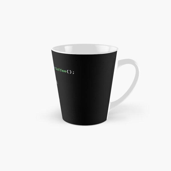 Coffee code Tall Mug