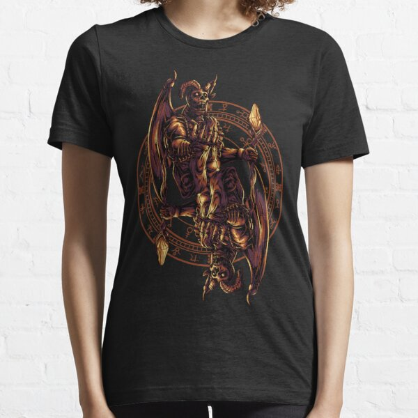 Satan.inc series #1 Abaddon the jack Essential T-Shirt