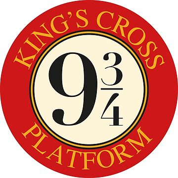 Platform 9 3/4 by MediaBee