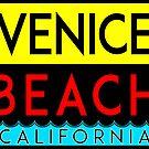 SURFING VENICE BEACH CALIFORNIA SURF BEACH VACATION PALM TREE VINTAGE by MyHandmadeSigns