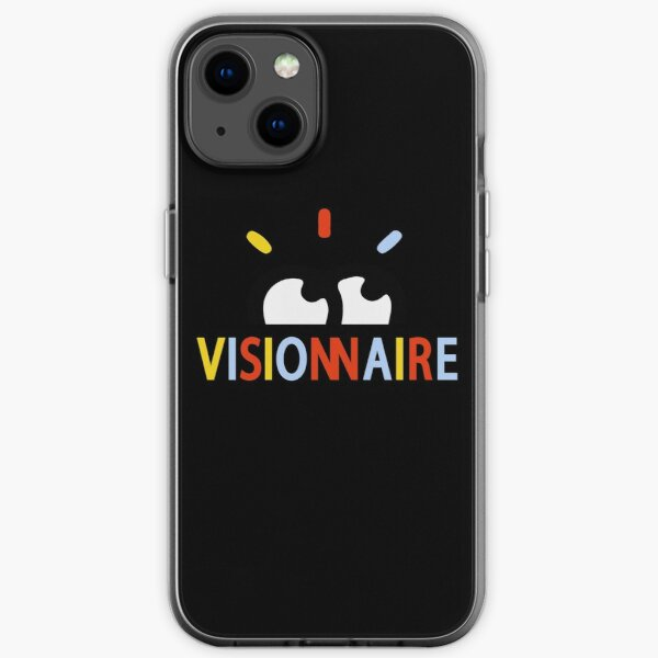 BIGFLO et OLI - VISIONNAIRE Coque souple iPhone