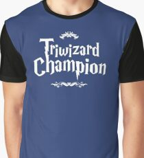 Triwizard Champion Graphic T-Shirt
