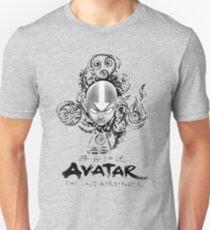 AVATAR AANG PRINT Unisex T-Shirt