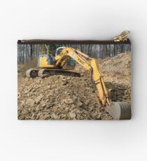 Earth Moving Equipment Studio Pouch