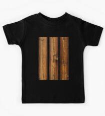 Wood Kids Tee