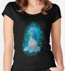 Pokemon Lapras Women's Fitted Scoop T-Shirt