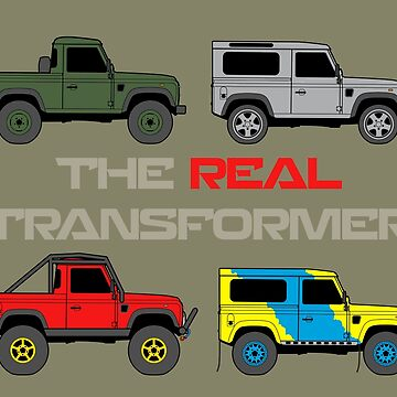 The Real Transformer by UKMatt2000