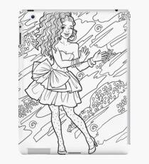 80s Prom Girl- 80s, 1980s, I love the 80s iPad Case/Skin