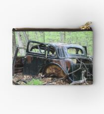 January Motor Car Studio Pouch