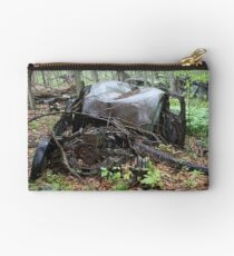 March Old Motor Car Studio Pouch