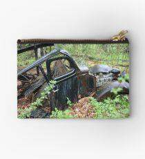 September Old Motor Car Studio Pouch