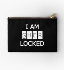 I Am SHERlocked Studio Pouch