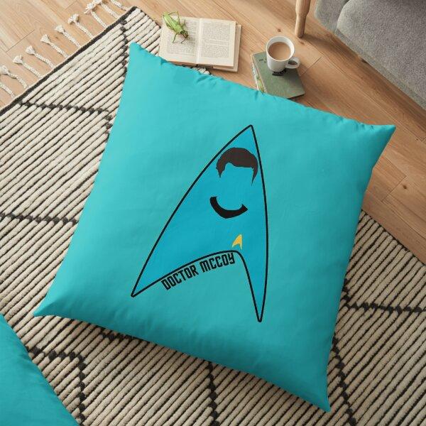 Doctor McCoy Floor Pillow