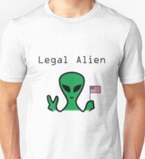 Legal Alien Unisex T-Shirt