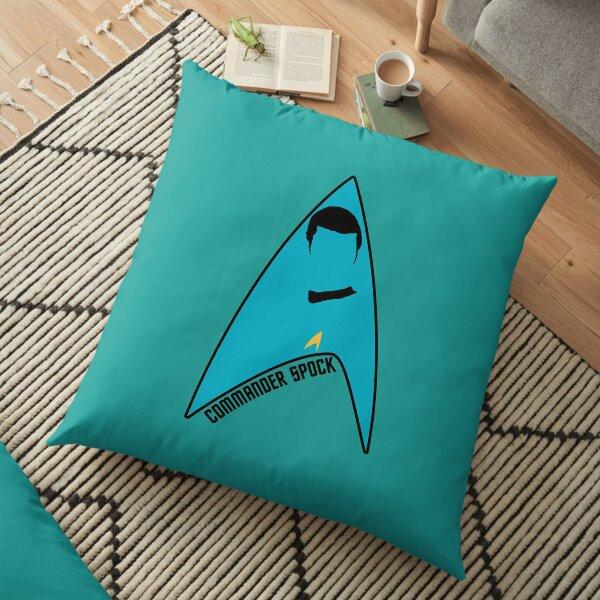 Commander Spock Floor Pillow