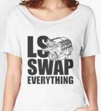 LS Swap Everthing Relaxed Fit T-Shirt