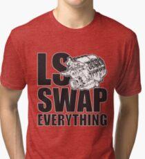 LS Swap Everthing Tri-blend T-Shirt