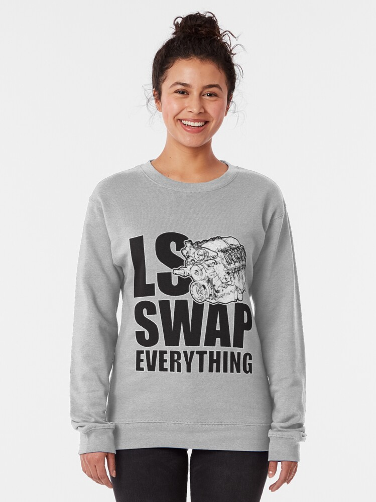 Alternate view of LS Swap Everthing Pullover Sweatshirt